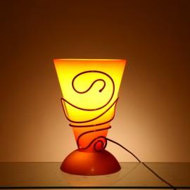 Lampe Conique Cu2