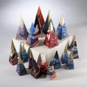 Petite Pyramide  Marbrée